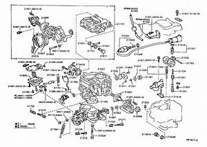 1982 Toyota 22r Engine Parts Diagram