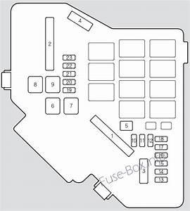 Fuse Box Diagram  U0026gt  Acura Rdx  2007