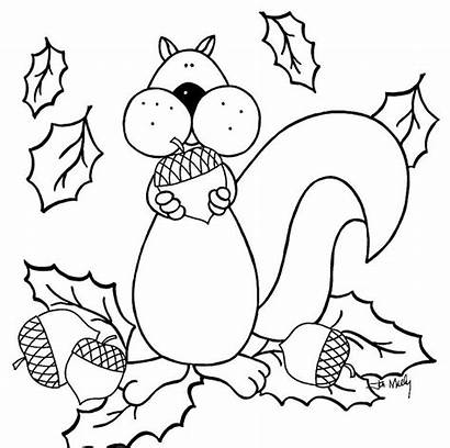 Coloring Fall Pages