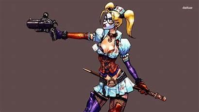Quinn Harley Gun Pointing Freecreatives