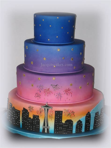 Cake Decorating Classes Seattle by 9 Top Seattle Cakes For Emerald City Inspiration