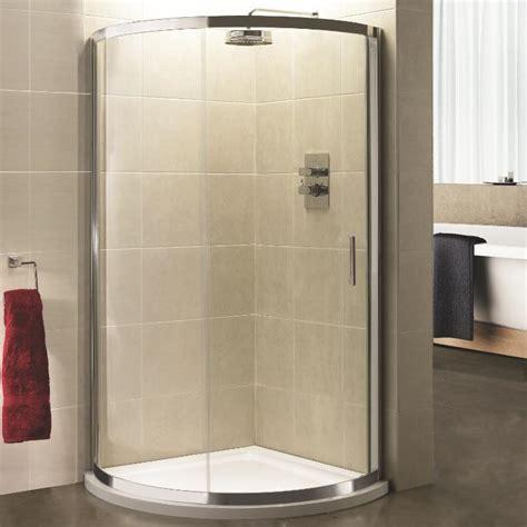 sommer  mm quadrant single door shower enclosure