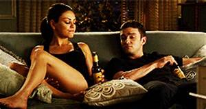 Mila Kunis Drinking GIF - Find & Share on GIPHY