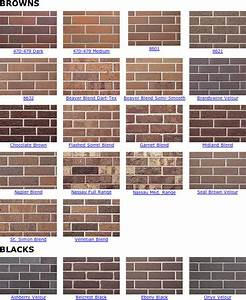 Browns Blacks From Belden Brick Co On Aecinfo Com