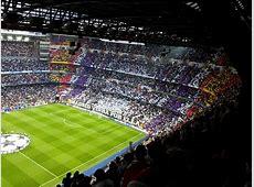 FileSantiago Bernabéu Stadium, Real Madrid Borussia