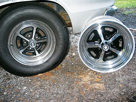 Choosing Tires And Rims For A 1968 Plymouth Magnum