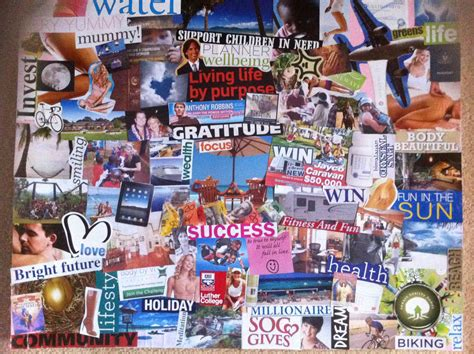 vision board how to use your vision board skills resource