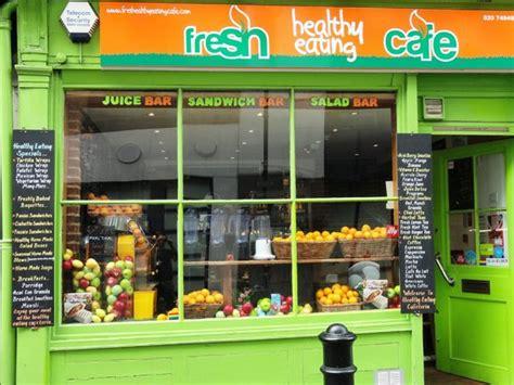 fresh healthy eating cafe london soho restaurant