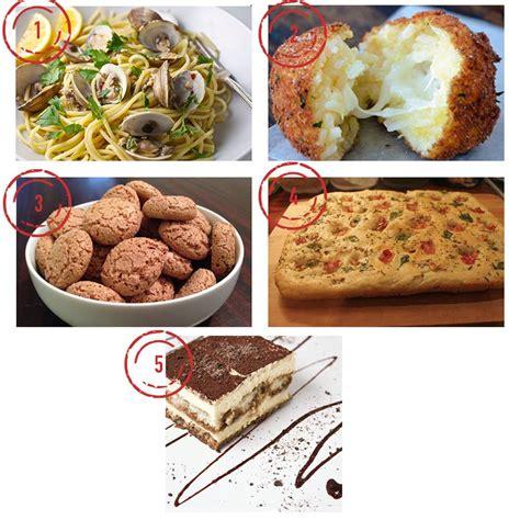 formation cuisine italienne quiz cuisine italienne