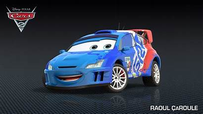 Cars Raoul Caroule Drives Into Disney Pixartimes