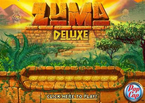 download zuma deluxe for my pc