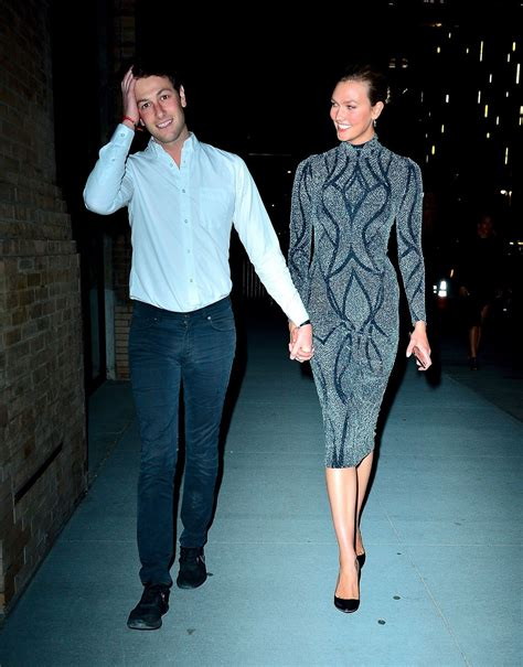 Karlie Kloss Josh Kushner Leaves Project Runway Party
