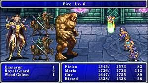 Final Fantasy 2 PSP Emperor YouTube