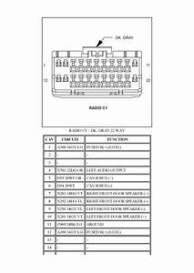 Mazda 2 Radio Wiring Diagram