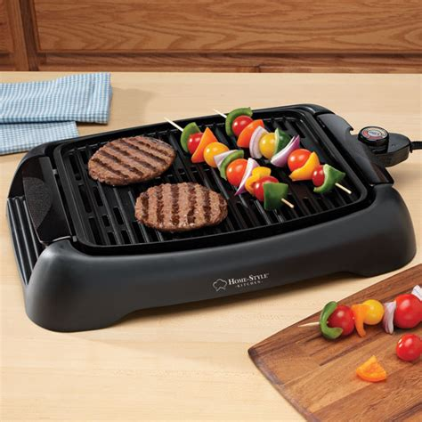Countertop Electric Grill  Electric Tabletop Grill