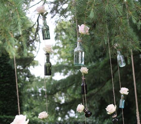17 Best Images About Hanging Wedding Decorations On
