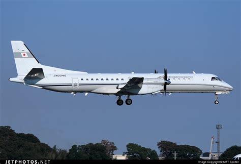 civil aviation bureau ja004g saab 2000 civil aviation bureau nrt
