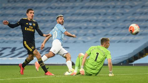 Manchester City 3 - 0 Arsenal - Match Report | Arsenal.com