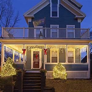 Lichterkette Außen Weihnachten : lichterkette au en b right 480 led lichterkette strombetrieben lichterkette warmwei mit ~ Frokenaadalensverden.com Haus und Dekorationen