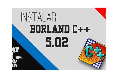 borland baixar para 64 bits descargar