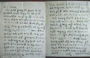 gandhis explosive letters  debauched eldest son