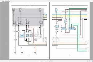 Lexus Is250  Is350  2010  Electrical Wiring Diagram