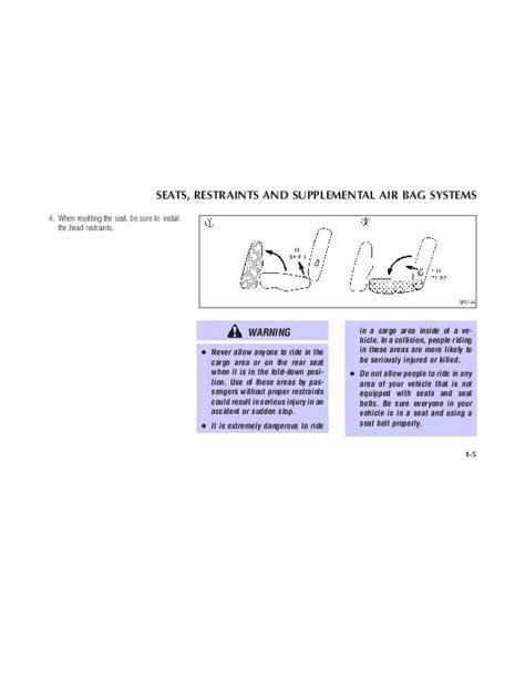 manual repair free 2003 infiniti qx free book repair manuals 1998 infiniti qx4 owners manual
