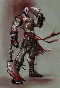 Official Kratos in MK Thread (don't make anymore, please ...