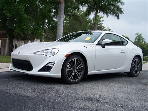 frs car white sell used 2013 scion fr s frs pearl white florida car with