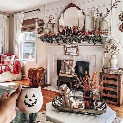 Farmhouse Decor Cozy Fall Living Decorating Fantastic