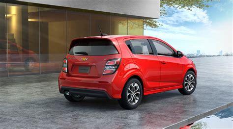 2017 Chevrolet Sonic Revealed Gm Authority