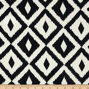 Terrasol Indoor/Outdoor Aztec Black - Discount Designer ...