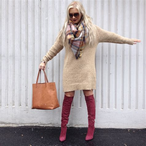 how to sweater ootd how to wear a sweater dress toronto image