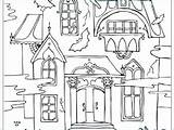 Coloring Pages Mansion Luigi Luigis Haunted Getdrawings Lugia sketch template