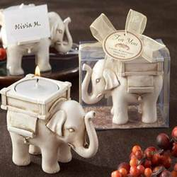 elephant wedding favors china wedding favors gifts elephant tea light candle holders china candle holders wedding favors