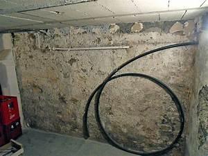 Probleme D Humidite Mur Interieur : traitement mur humide interieur moisissure tapisserie ~ Melissatoandfro.com Idées de Décoration