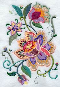 Machine Embroidery Designs at Embroidery Library! Color Change F3387 Emdroidery: Jacobean