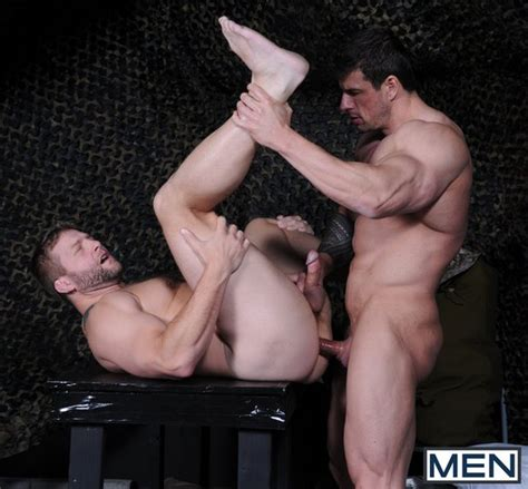 Muscle God Zeb Atlas Fucks Colby Jansen And Sebastian