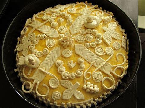 Slavski Kolac Food Food Videos Desserts Serbian Recipes
