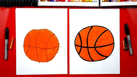 draw  basketball  young artists