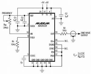 High Frequency Generator Circuit