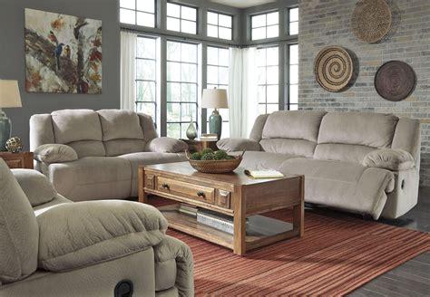 Reclining Living Room Sets : Toletta Granite Reclining Living Room Set From Ashley