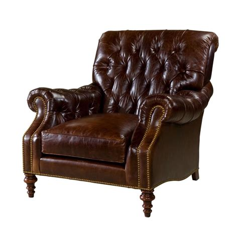 club chairs for leather upholstered chesterfield club chair ebay 5499
