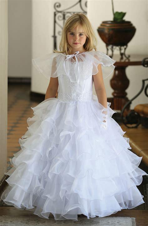 agdr girls dress style dr white satin dress