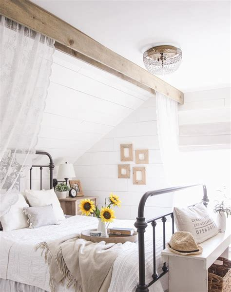 rustic country bedroom decor ideas purewow