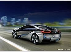 BMW i3 and BMW i8 Just The Facts