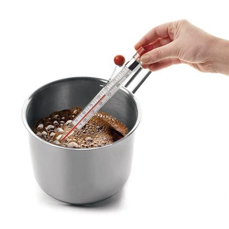 thermomètre à sonde cuisine thermomètre à sucre thermomètres et sondes de cuisson