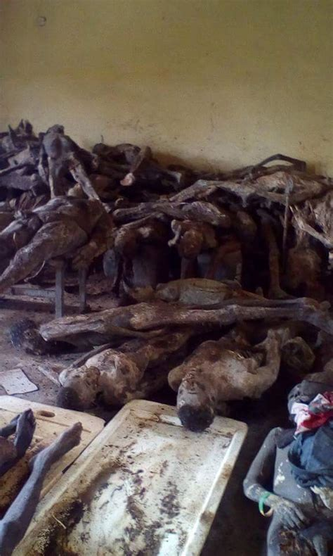 graphic  state hospital ota conducts mass burial
