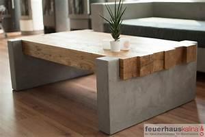 Beton Tisch Diy : betontisch beton tisch couchtisch aus beton maintisch ~ A.2002-acura-tl-radio.info Haus und Dekorationen