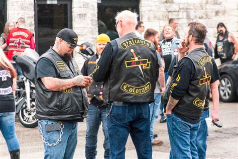 Outlaw Motorcycle Clubs Peacefully Assemble And The Media
